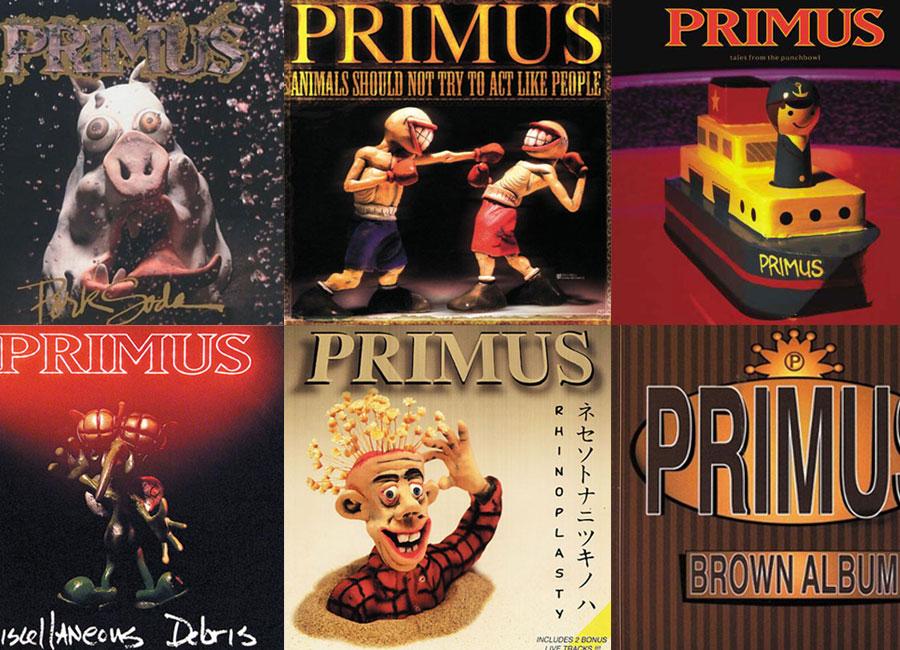 Primus Tour Dates 2020 PRIMUS